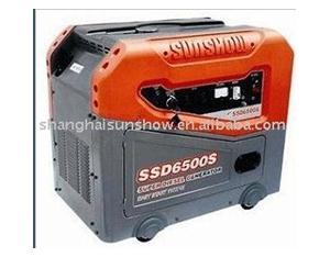 standby electric Diesel generator
