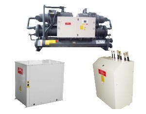 Ground Source Heat Pump (Water Source Heat Pump)