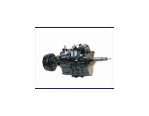 Gearbox of Automobile (5-20)