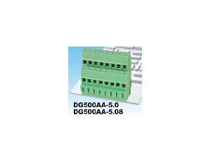 PCB Universal Screw Terminal Block (DG500AA-5.0/5.08)