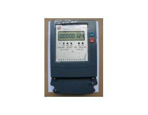 Three Phases Electronic Watthour Meter(LCD) (DTS732-L1)