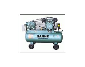 Single-stage Air-cool Movable Y Series Air Compressor V-0.12/8(three-phase)