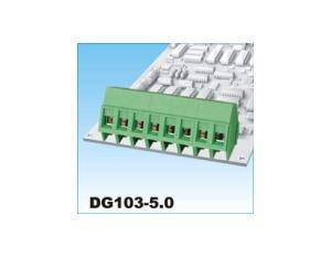 PCB Universal Screw Terminal Block ( DG103-5.0)