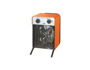 230V Wall-mounted Industrial Fan Heater with Overheat Protection