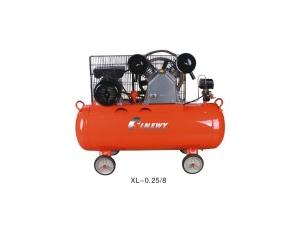 Single-Stage Air-Cool Movable Air Compressor (XL-0.25/8)