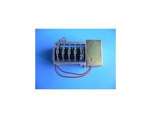 5-Digit Aluminum Bracket Electronic Energy Meter Counter