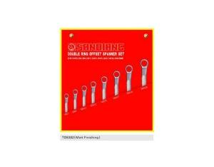 Doule Ring Offset Wrench Set