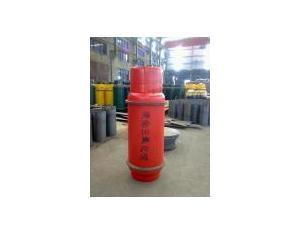 Sulfur Trioxide Cylinder