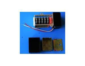 6-Digit Triple Screenings Electric Ammeter Indexer