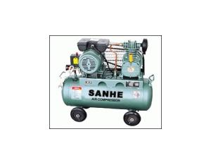 Single-stage Air-cool Movable Y Series Air Compressor Z-0.036/8(single-phase)