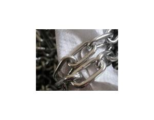 Stainless Steel Long Link Chain (DIN763)