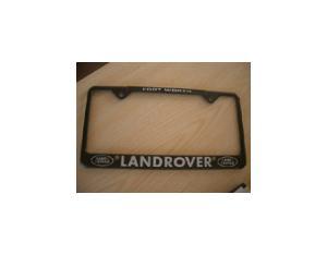 Engraving License Plate Frame (MLF-046)