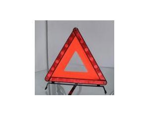 Reflective Warning Triangle - 4