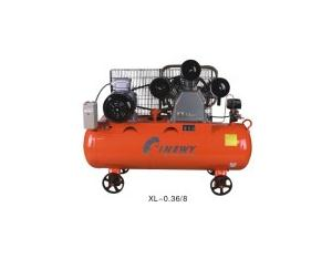 Single-Stage Air-Cool Movable Air Compressor (XL-0.36/8)