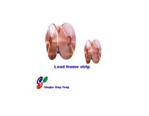 Lead Frame Strip (KFC(C19210), C1940)