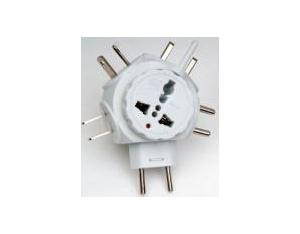 Travel Adapter (ABE-4)