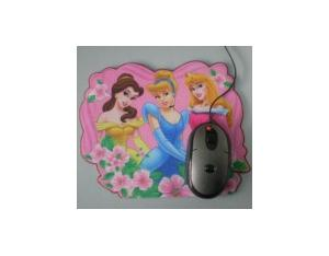 Flocking Mouse Pad