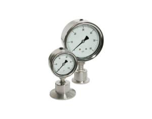 Tri-Clamp Connection Sanitary Pressure Gauge (TSG63)