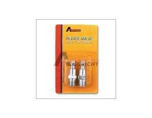 2pc Female Plug