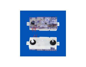 Mechanical Washing Machine Timer with Double Shafts (DXT15DF-0128)