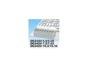 PCB Spring Terminal Block (DG242V)