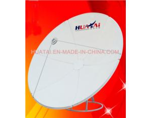C Band 240cm Dish Antenna Ground Mount