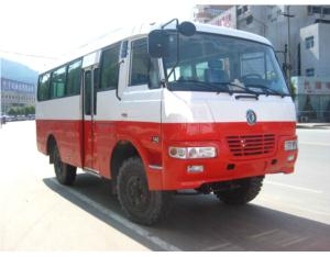 Dongfeng 4x4 Off-Road Bus