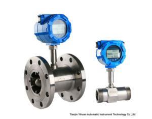 Liquid Turbine Flowmeter - 4