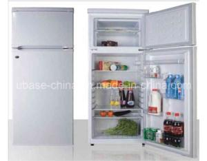 Double Door-up Freezer Refrigerator