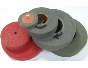 Nylon Convolute Deburring Wheels