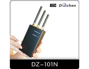 3G Portable Mobile Phone Jammer (DZ-101M-3G)