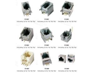 Name: Connector  Item: PCB Jacks-P1