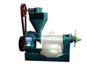 1. 3 Ton/Day Spiral Oil Press