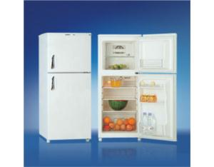 125l Double Door Series Refrigerator Frost Free