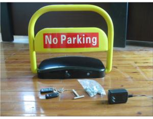 Rechargeable Battery Parking Space Protectors
