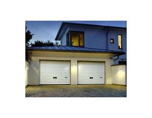 Section Garage Door