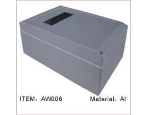 Aluminum Waterproof Enclosure-2