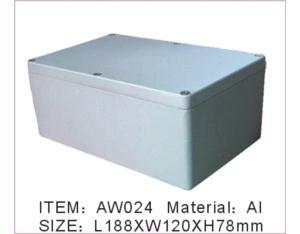 Aluminum Waterproof Enclosure-18