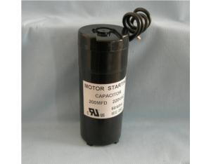 Motor Capacitor (CD60-3)