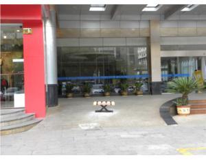 Auto Parking Lot Barrier Bla-F