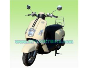 Scooter 50QT-E6 with EEC & COC