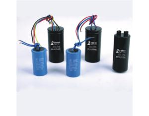 CBB60 Capacitor (with UL, CQC, CE, SI9001 Approval)