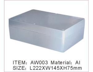 Aluminum Waterproof Enclosure (AW003)
