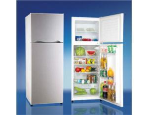 350L Double Door Refrigerator (BCD-350)