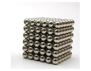 Magnetic Construction Toy _ Neo Cubic