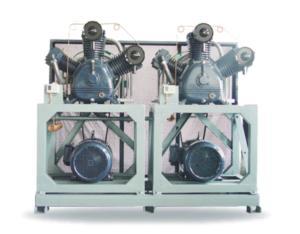 Bottle Blowing High Pressure Air Compressor (LASH-2.6/30 30KW 30BAR)