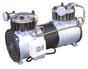 Single-Cylinder Coaxial Oilless Air Compressor (TB638 / TB638A)