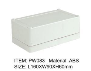 Plastic Waterproof Enclosure (PW083)