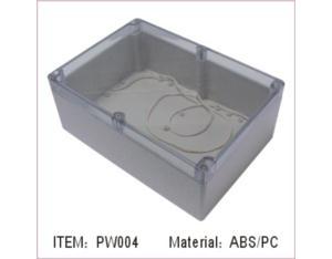 Plastic Waterproof Enclosure (PW004)