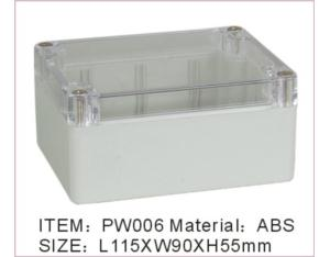 Plastic Waterproof Enclosure